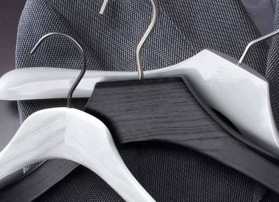 Übersicht Premium-Kleiderbügel myHangers (Detail)