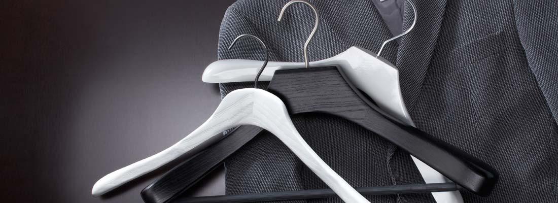 Übersicht Premium-Kleiderbügel myHangers