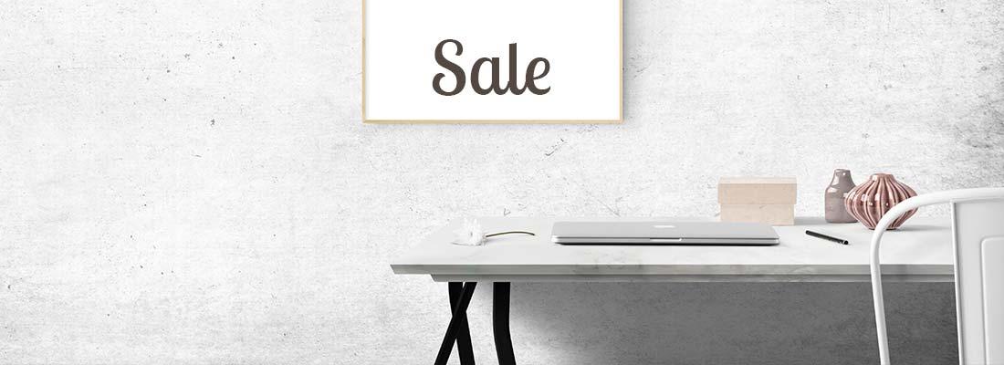 Übersicht Sale bei myHangers