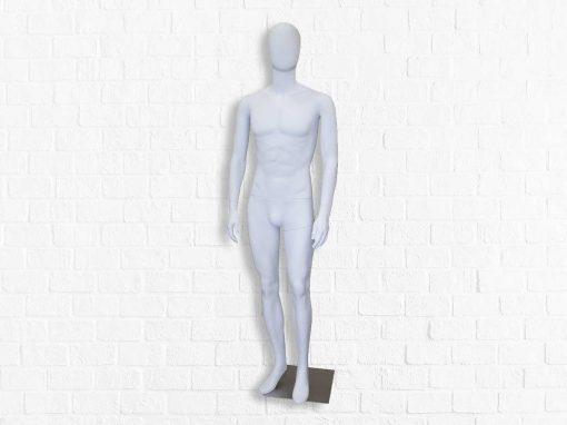 Mannequin aus ABS-Kunststoff, Mann 'M5'