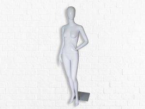 "Mannequin aus ABS-Kunststoff, Frau ""F26"""