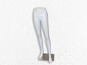 """Mannequin-Unterteil aus ABS-Kunststoff, Beine Frau """"FT12"""""""